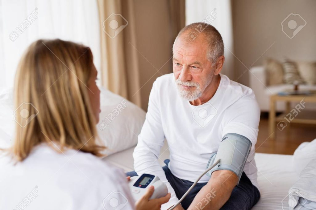 clinical assessments for patients in aged care