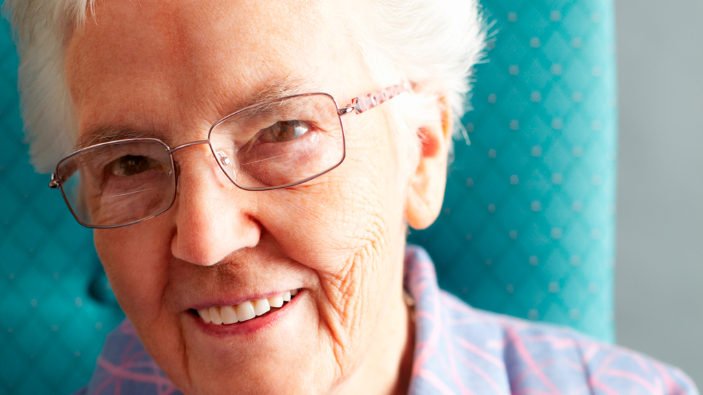 sensory loss for aged care patients