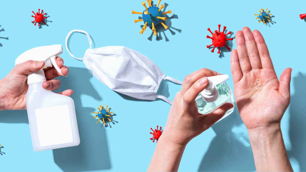 infection prevention and control in care settings