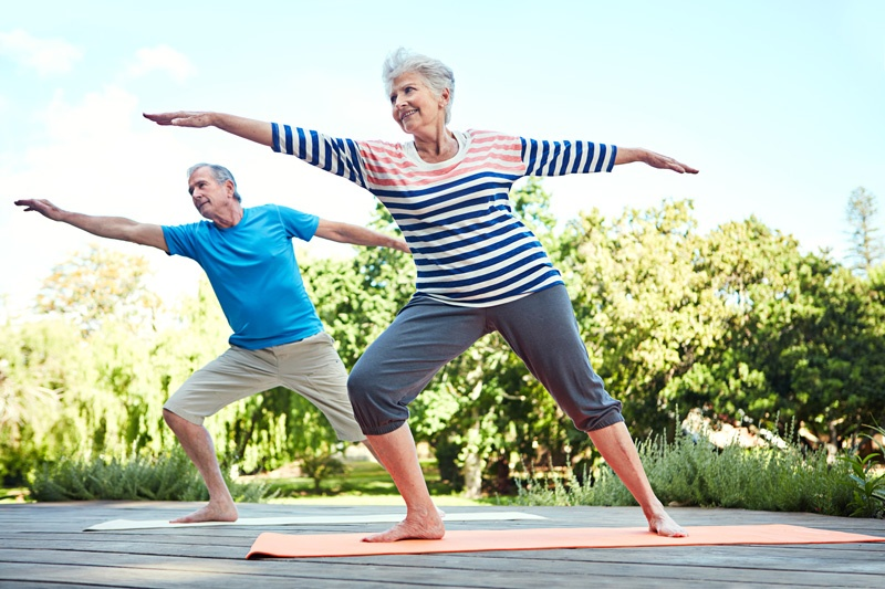 Healthy ageing in care