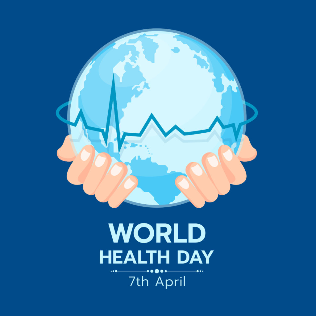 World Health Day 7th April - promoting good health in aged care