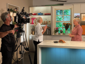 healthy eating with Maggie Beer