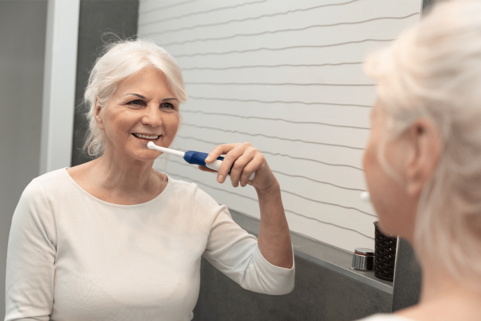 oral health courses and training for aged care